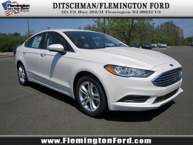 Ford Fusion Se Ford Dealer In Flemington New Jersey New And Used Ford Dealership Serving Bridgewater Somerville Clinton Hillsborough New Jersey