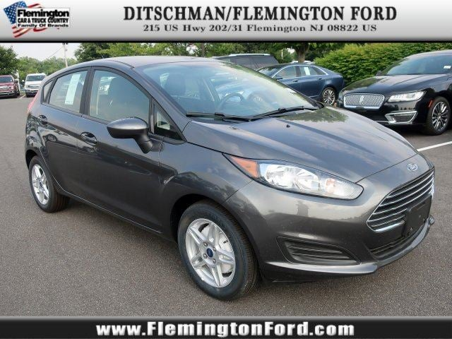 2018 Ford Fiesta SE - Ford dealer in Flemington New Jersey ? New and Used Ford dealership serving Bridgewater Somerville Clinton Hillsborough New Jersey