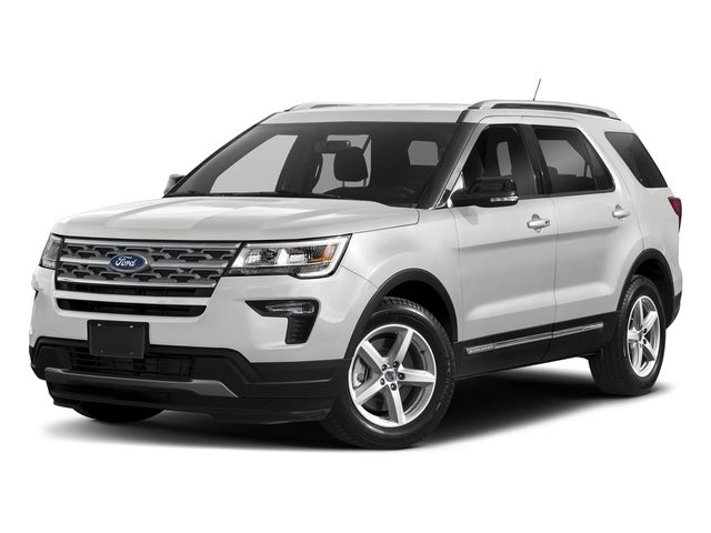 2018 Ford Explorer New Car Release Date And Review 2018