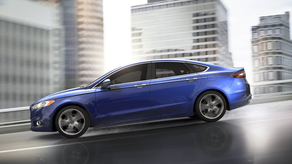 U.S. News & World Report Presents Best Car Award For Fusion Hybrid ...