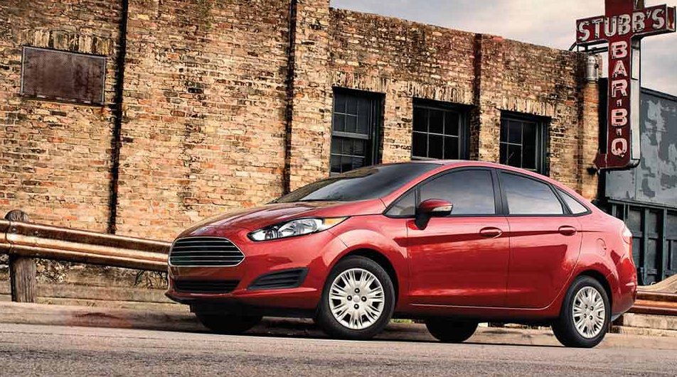 Page Released For 2016 Ford Fiesta Uncategorized