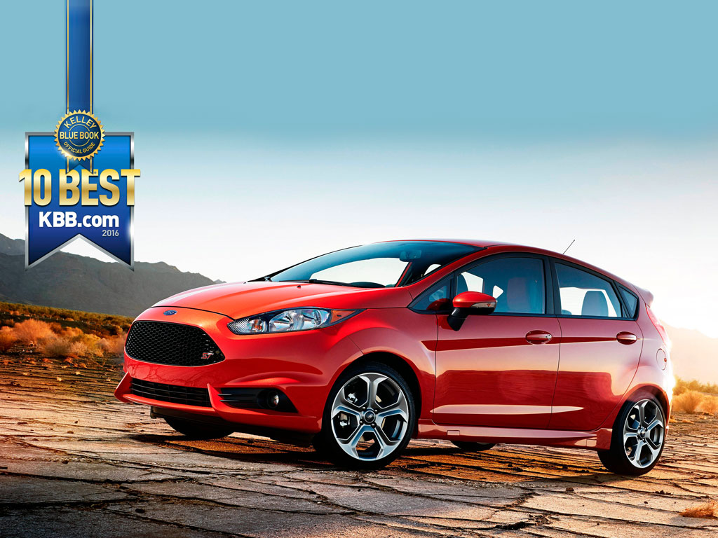 Best Cars 2015 Top 10 List Of Cool Cars: KBB.com Names Ford Fiesta To Top 10 Coolest New Cars Under