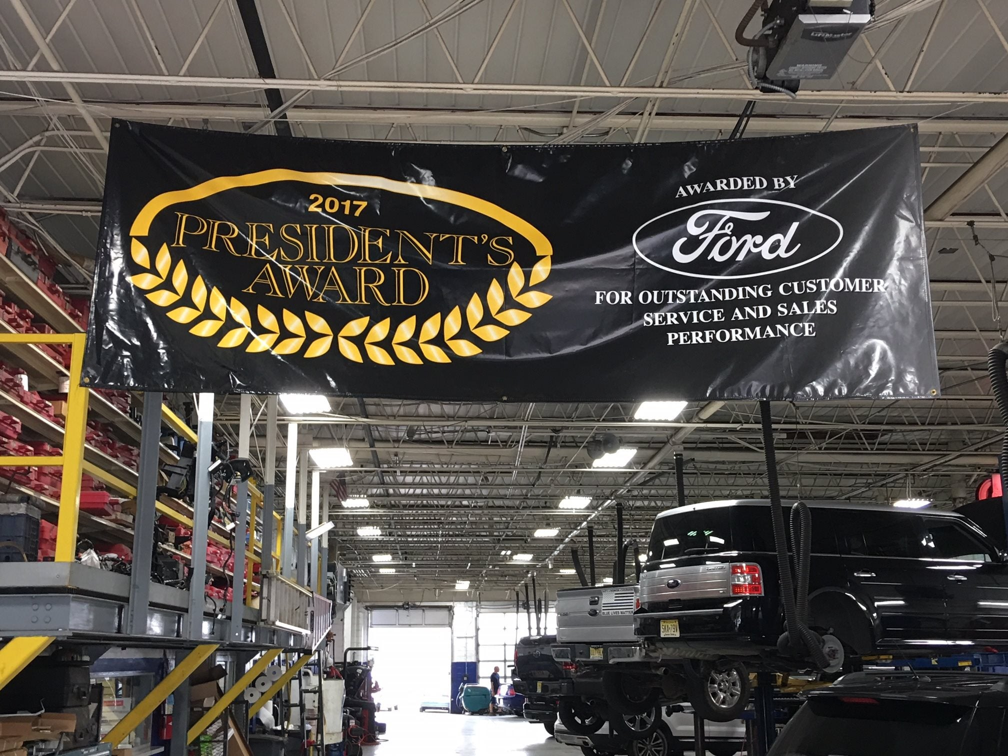 Auto Repair and Vehicle service at Ditschman/Flemington Ford in Flemington, NJ