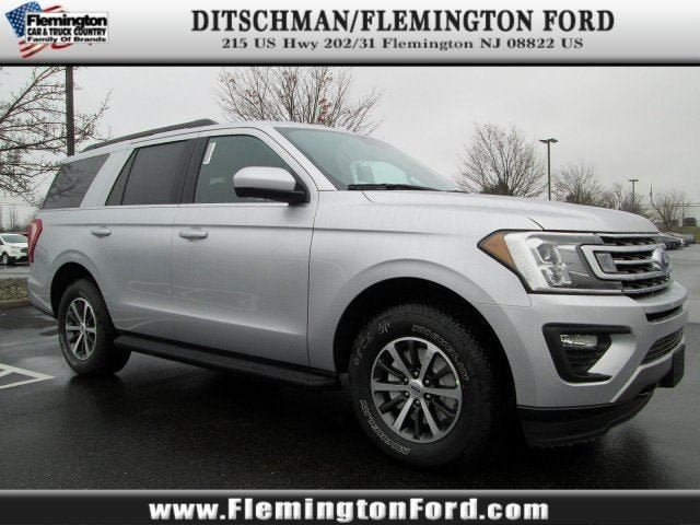 New 2018 Ford Expedition XLT 4WD
